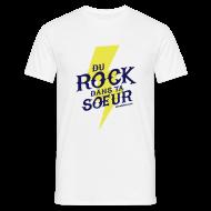 Tee shirts ~ Tee shirt Homme ~ T-Shirt Homme - Du Rock