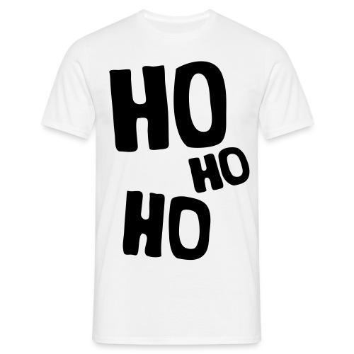 HoHoHo - Männer T-Shirt