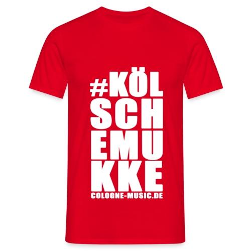 #KÖLSCHE MUKKE T-Shirt - Männer T-Shirt