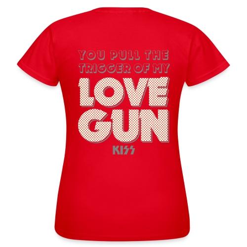 Love Gun - Women's T-Shirt