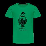 Shirts ~ Kids' Premium T-Shirt ~ PonyGalopp Thelwell Cartoon