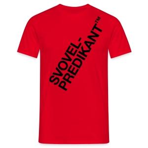 Svovelpredikant™ - T-skjorte for menn