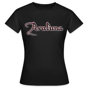 T-shirt femme Araluna - T-shirt Femme