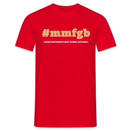 #mmfgb - Männer T-Shirt