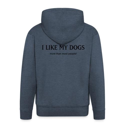 Like my dogs