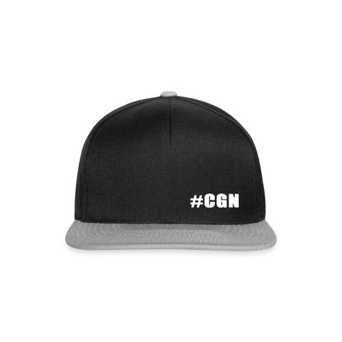 Cap #CGN - Snapback Cap