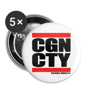 CGN CTY Buttons - Buttons mittel 32 mm