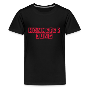 Honnefer Jung Teenie - Teenager Premium T-Shirt