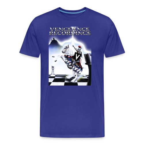 Vengeance Recs T-Shirt - Men's Premium T-Shirt