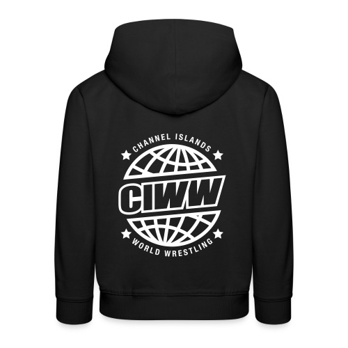 Kids CIWW Hoodie (White Logo) - Kids' Premium Hoodie