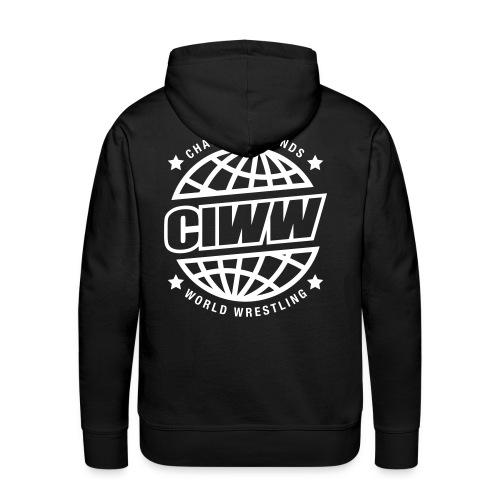 Adult CIWW Hoodie (White Logo) - Men's Premium Hoodie