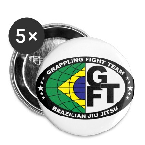 GFTEAM buttons x 5 - Buttons large 56 mm