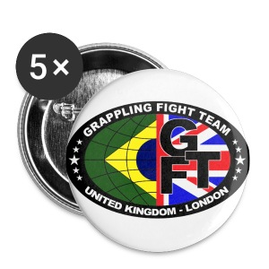 GFTEAM UK Buttons x 5 - Buttons large 56 mm