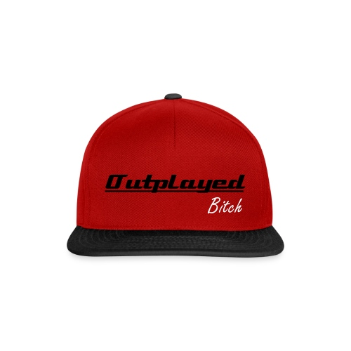 Outplayed! - Snapback Cap