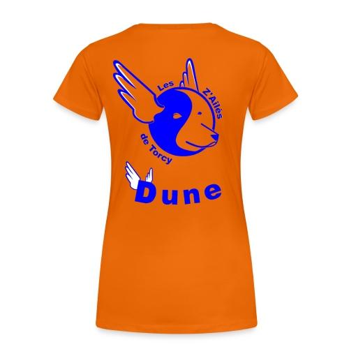 barbara+dune - T-shirt Premium Femme