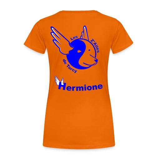 jade+hermione - T-shirt Premium Femme