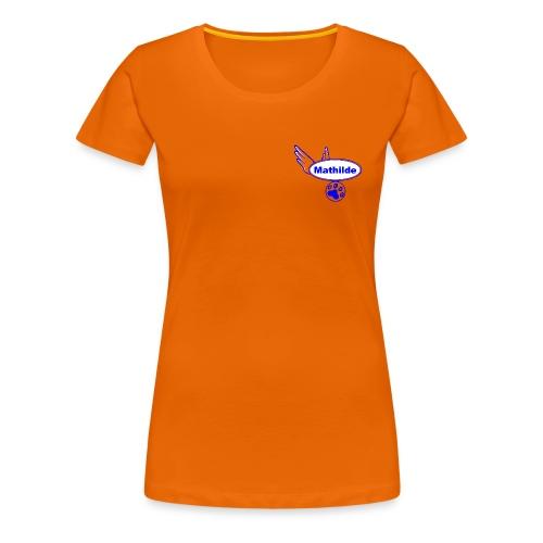 mathilde+queen - T-shirt Premium Femme