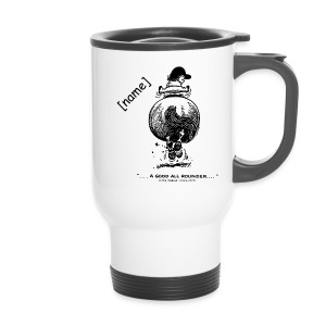 Travel Mug - Funny Thelwell Cartoon from the official collection 'The Thelwell Estate 2015'