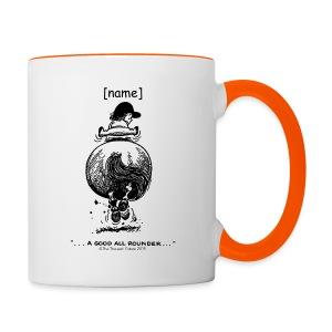 Contrasting Mug - Funny Thelwell Cartoon from the official collection 'The Thelwell Estate 2015'