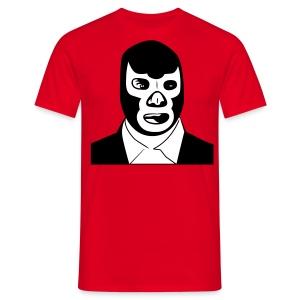 Lucha -  Mask T-Shirt  - Men's T-Shirt
