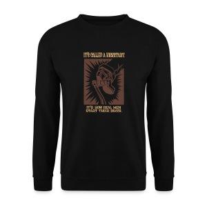 Sweatshirt Kickstart - Männer Pullover