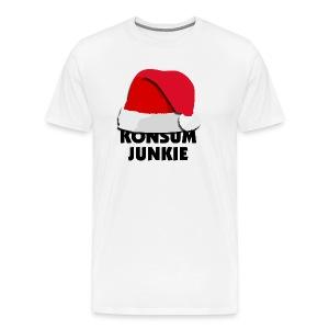 Konsumjunkie - Männer Premium T-Shirt