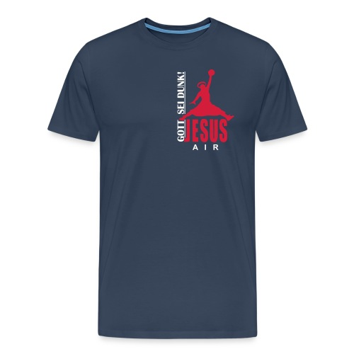 Jesus Air - Männer Premium T-Shirt