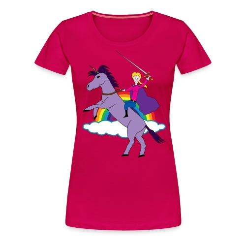Princess K Ladies - Women's Premium T-Shirt