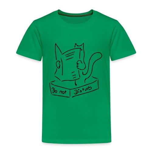 T-Shirt Do not Disturb - Kinder Premium T-Shirt
