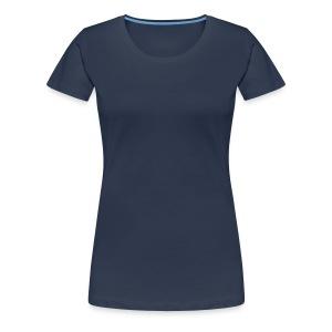 Frauen T-Shirt zum selbst gestalten - Frauen Premium T-Shirt