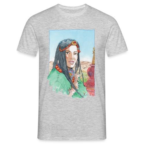 Tibétaine - T-shirt Homme