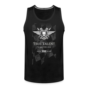 TTC Scull - Men's Premium Tank Top