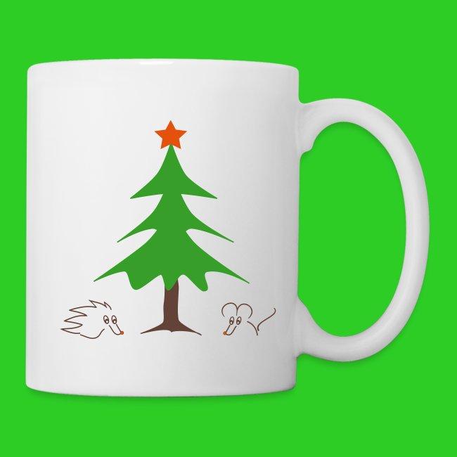 Weihnachtstasse von IgMa Design