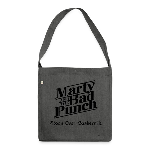 bag with logo print - Shoulder Bag made from recycled material