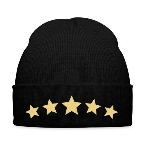 Wintermütze Unisex Stars - Wintermütze