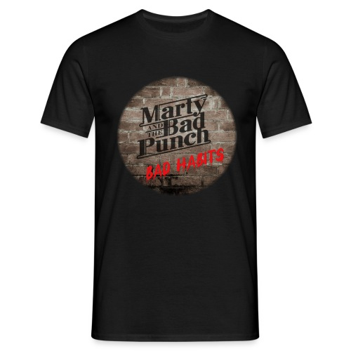 Marty And The Bad Punch - Bad Habits shirt - Men's T-Shirt