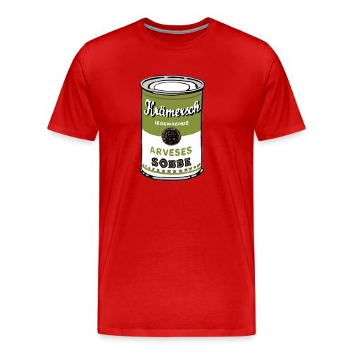 Arvesessobbe - Männer Premium T-Shirt