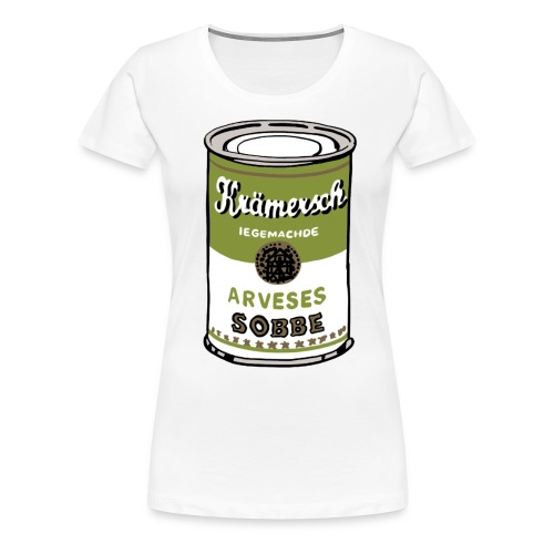 Arvesessobbe - Frauen Premium T-Shirt