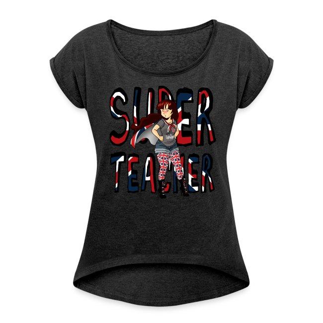 Tee-shirt Super Teacher