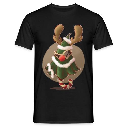 T SHIRT OFFI PARASWEG NOEL H - T-shirt Homme