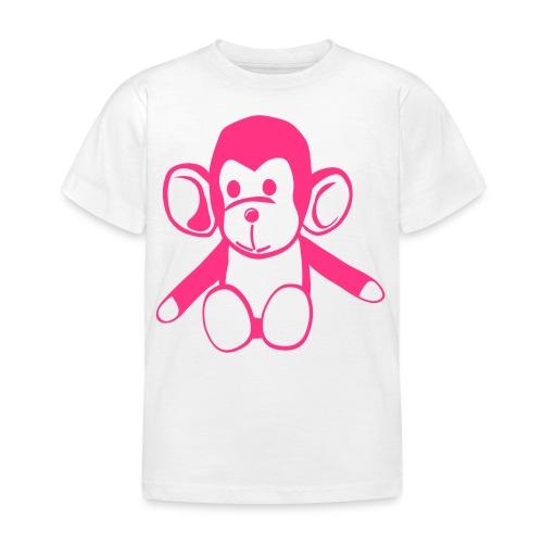 FOR CHARiTY! Monkey Chita Affe äffchen - Kinder T-Shirt