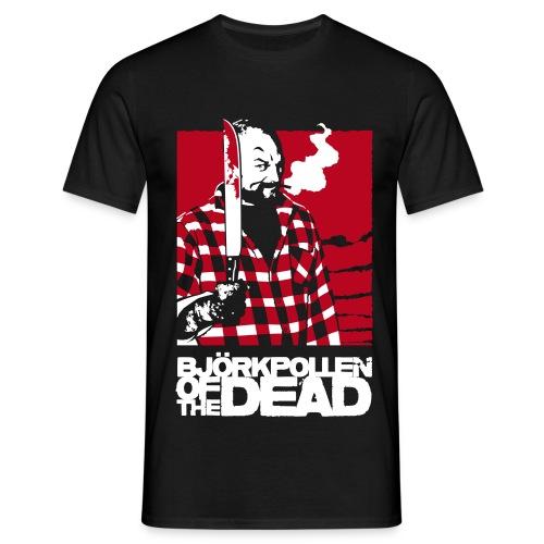 T-SHIRT OBBOLA BADASS - T-shirt herr