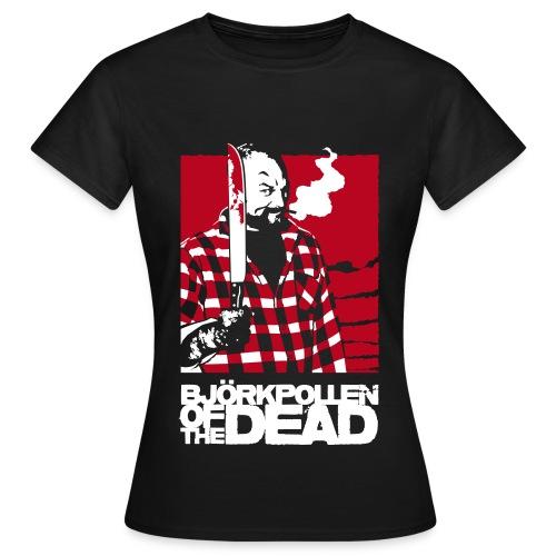 T-SHIRT OBBOLA BADASS DAM - T-shirt dam
