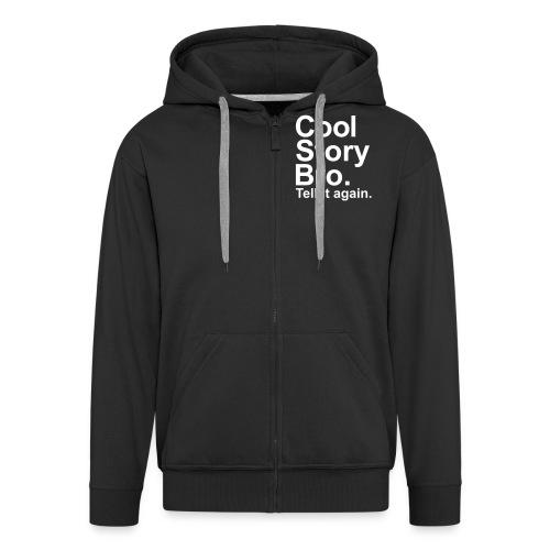 Men's Premium Hooded Jacket