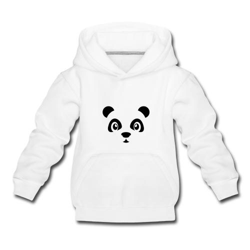 Sudadera niño Panda - Sudadera con capucha premium niño