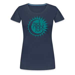 Midnight Sun 2014 - Frauen Premium T-Shirt