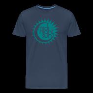 T-Shirts ~ Männer Premium T-Shirt ~ Midnight Sun 2014