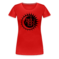 T-Shirts ~ Frauen Premium T-Shirt ~ Midnight Sun 2014