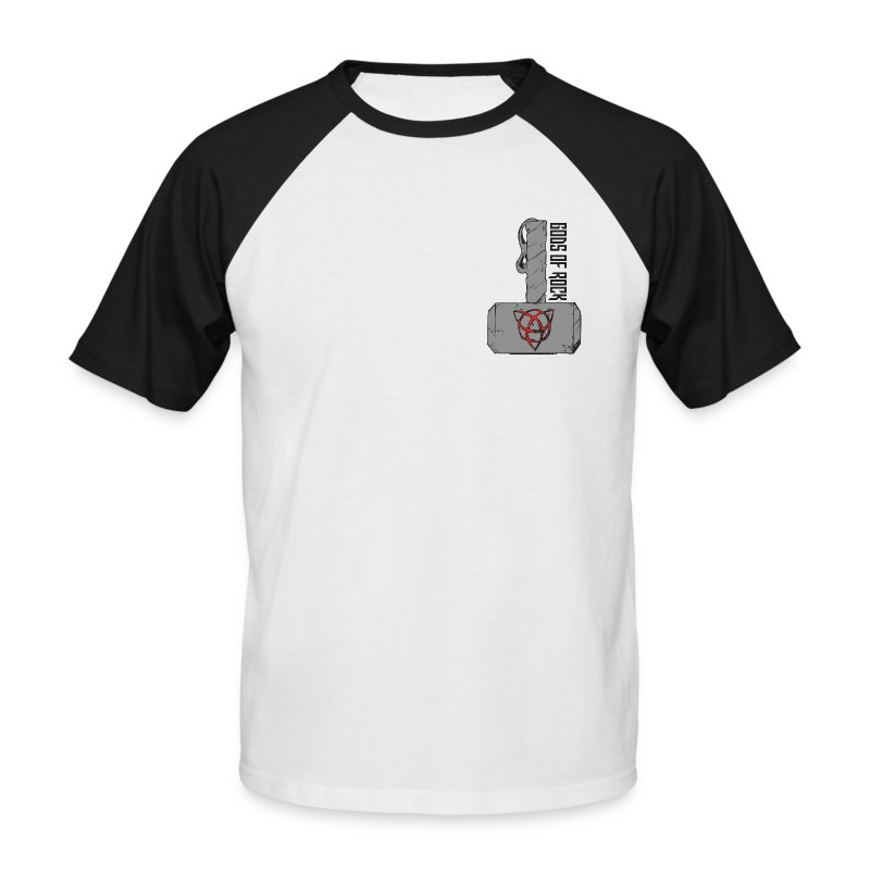 Mens Thor Baseball T-Shirt - Men's Baseball T-Shirt