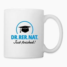 Doctor - Just finished! Mugs & Drinkware